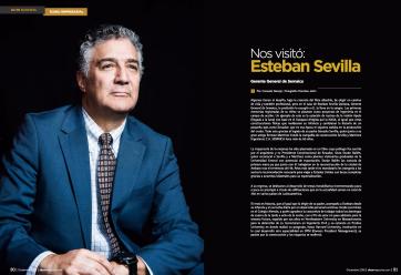 Retrato a Esteban Sevilla