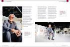 Jaime Canaves portada e interior para revista Mundo constructor