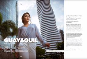 Reportaje sobre guayaquil