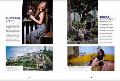 Reportaje Travel sobre Guayaquil