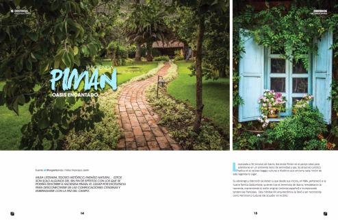 Reportaje Hacienda Piman