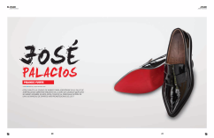 Zapateria Jose Palacios en Atelier para revista Estilo Pacificard