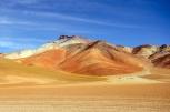 Desierto de Dalí, Parque Nacional Uyuni, Bolivia.