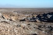 Valle de la Luna , San Pedro de Atacama, Chile