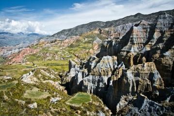 Valle de las Animas, La PAz, Bolivia