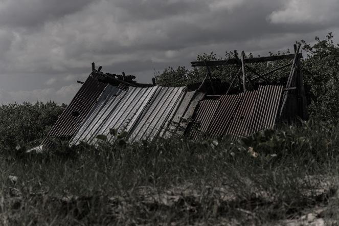 Irresponsabilidad en construcciones también generan toneladas de desechos.