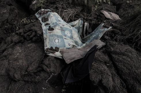 Hay que preguntarse que está pasando con los desechos tecnológicos. En varios sectores de las isalas pobladas, los botaderos de basura son las vastas extensiones de capa volcánica que forman el lugar.