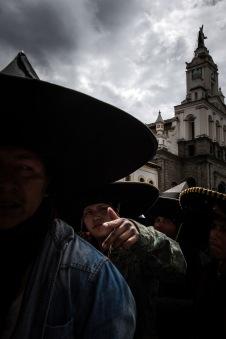 Hatun Puncha Cotacachi, Ecuador